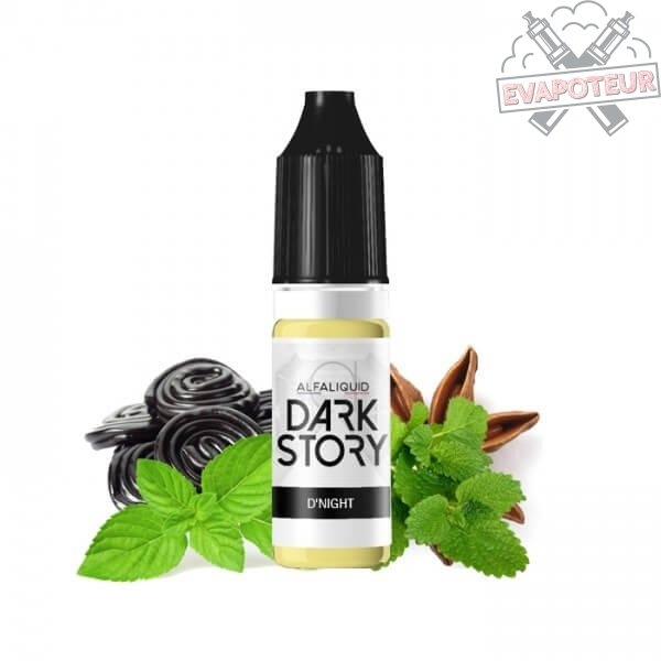 E-liquide D'Night - Dark Story