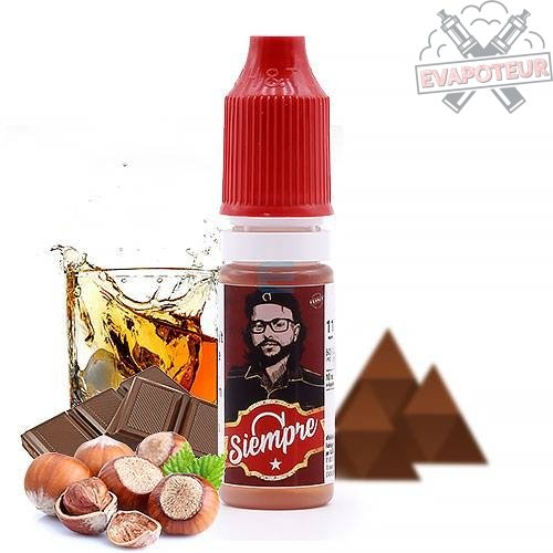 E-liquide Brown Diamond – Dark Story