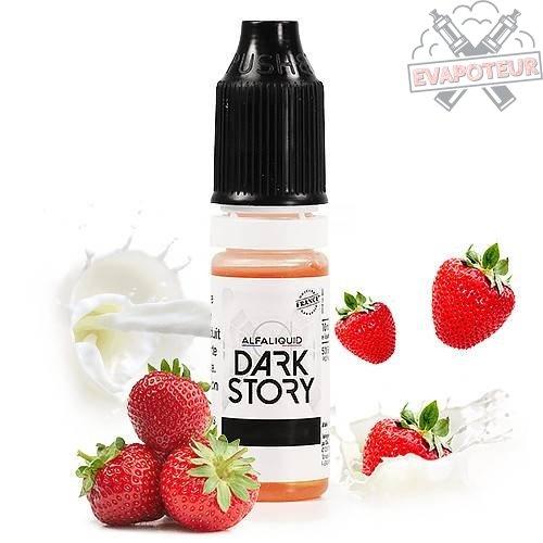 E-liquide Milky Road - Dark Story