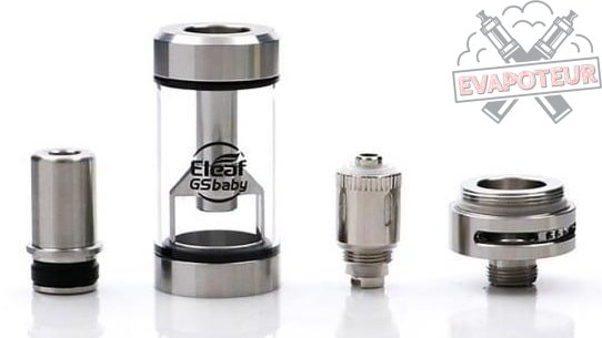 Clearomiseur GS Baby - Eleaf
