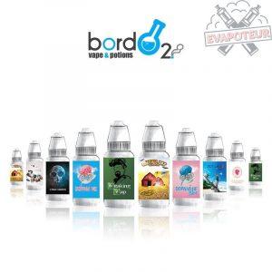 E-liquide BordO2
