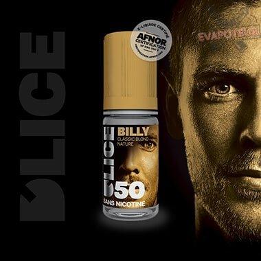 E-liquide BILLY D'lice