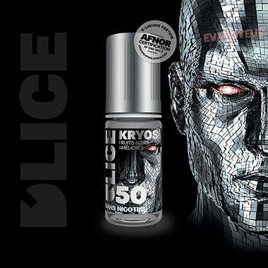 E-liquide KRYOS D'lice
