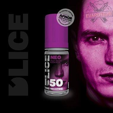 E-liquide NEO D'lice