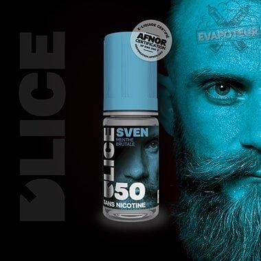 E-liquide SVEN D'lice
