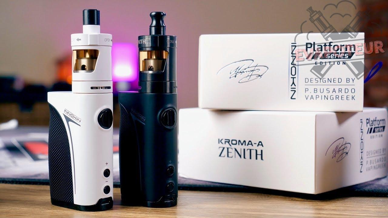 Kit Kroma-A Zenith - Innokin