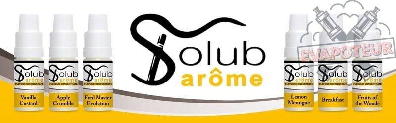 Arôme Solubarome
