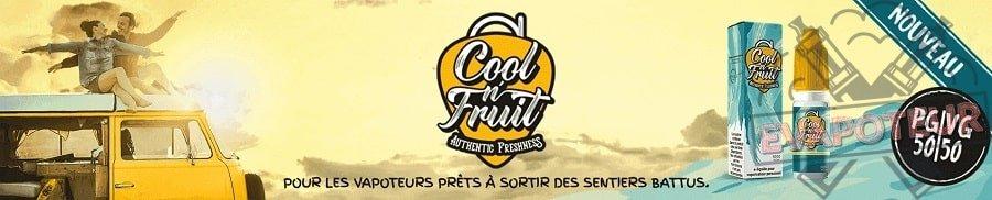 E-liquide Alfaliquid Cool n'Fruit