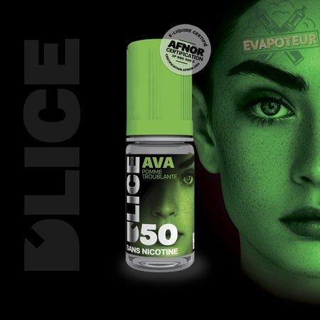 E-liquide AVA D'lice