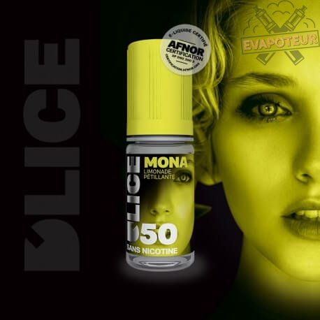 E-liquide MONA D'lice