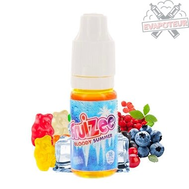 Eliquid France Bloody Summer
