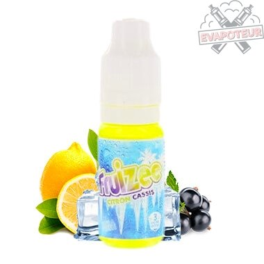 Eliquid France Citron Cassis