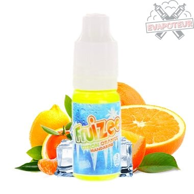 Eliquid France Citron Orange Mandarine