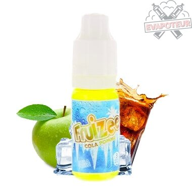 Eliquid France Cola Pomme