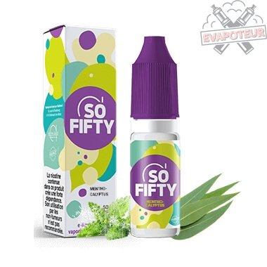 E-liquide Menthocalyptus