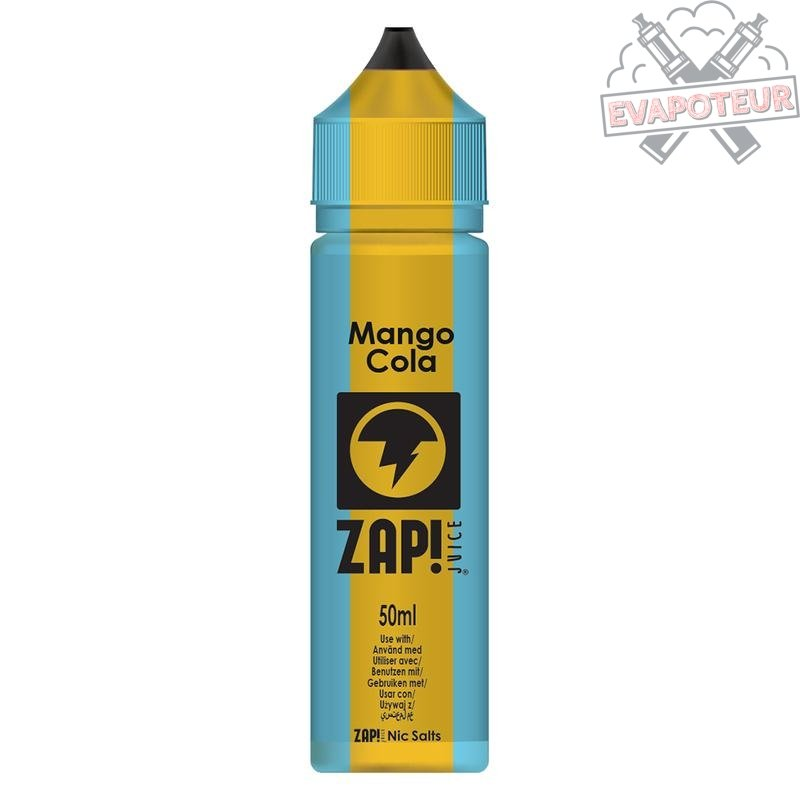 Mango Cola 50 ml Zap Juice