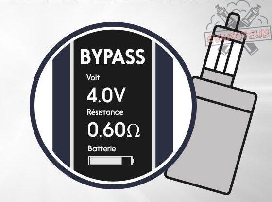 Le Bypass e-cigarette
