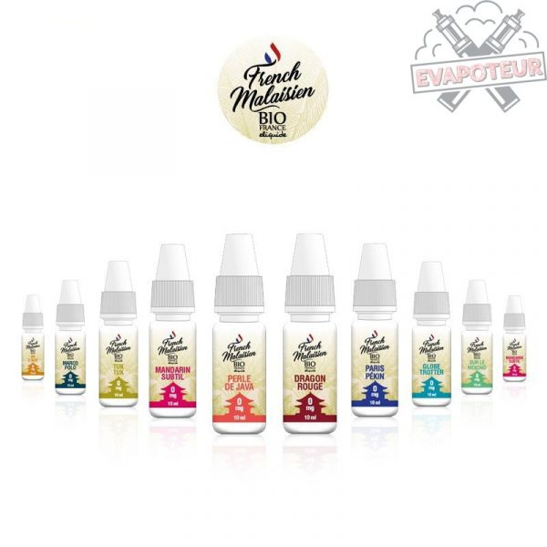 E-liquide French Malaisien - Bio France