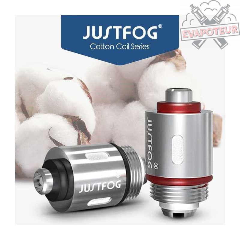 Résistances Kit Q16 Pro Justfog