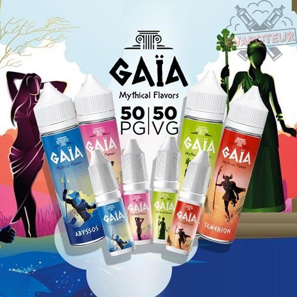 E-liquide Gaïa - Alfaliquid