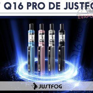 Kit Q16 Pro - Justfog