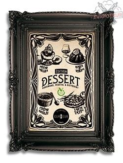 E-liquide Curieux L'édition Dessert