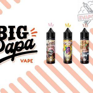 E-liquide Big Papa