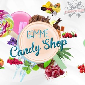 E-liquide Candy Shop