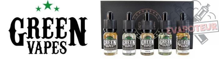 e liquide green vapes