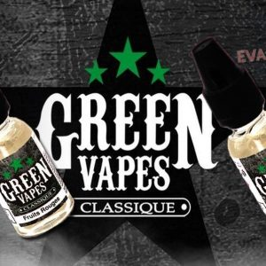 E-liquide Green Vapes