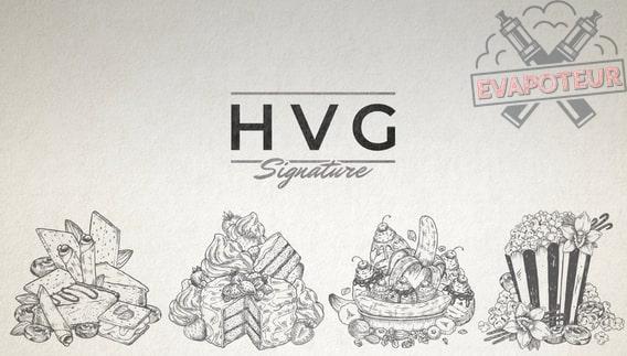 High VG Signature Cloud Vapor