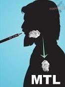 L'inhalation indirecte ou MTL