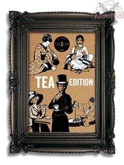 E-liquide Curieux Edition Tea