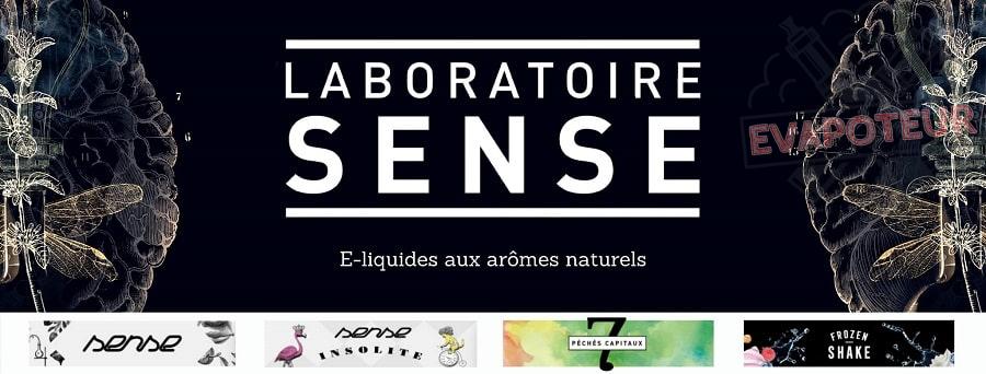 E-liquide Sense