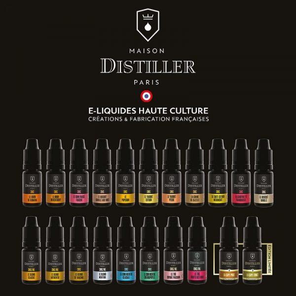 E-liquide Maison Distiller