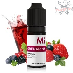 Grenadine Minimal The Fuu