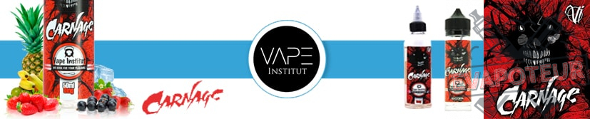 E-liquide Vape Institut