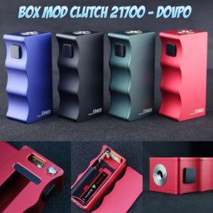 Box Mod Clutch 21700 - Dovpo