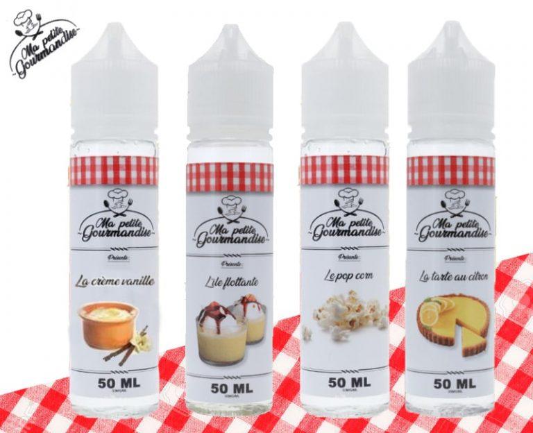 E-liquide Ma Petite Gourmandise