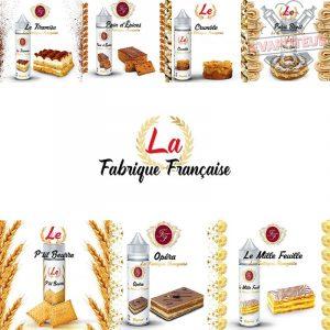 E-liquide La Fabrique Française