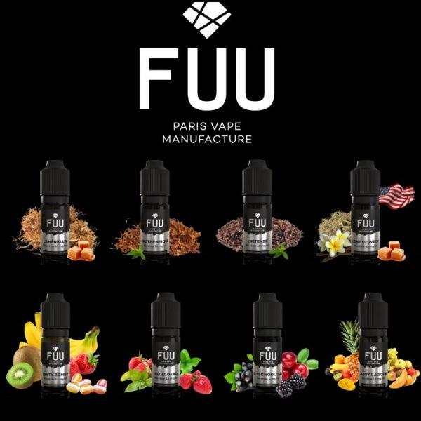 E-liquide The Fuu