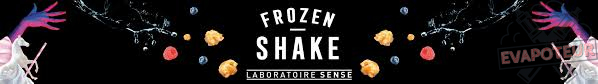 E-liquide Sense Frozen Shake