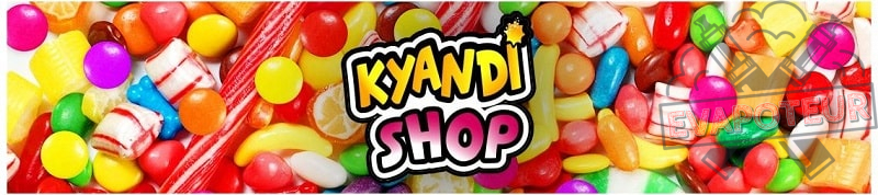 E-liquide Kyandi Shop