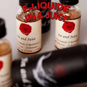 E-liquide Jin & Juice