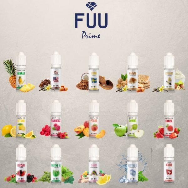 E-liquide Prime - The Fuu