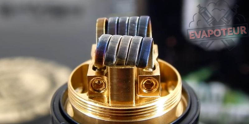 reload rta montage double coil