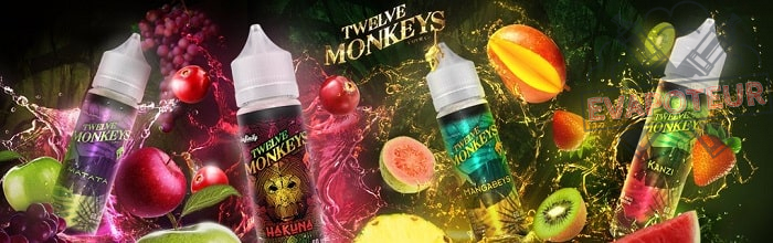La gamme Classics de Twelve Monkeys