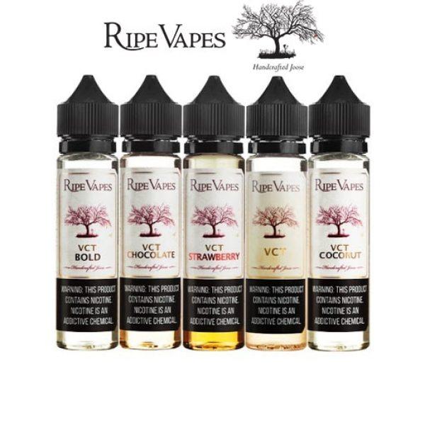 E-liquide Ripe Vapes