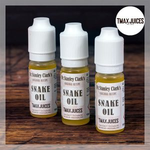 E-liquide Tmax Juices - Snake Oil