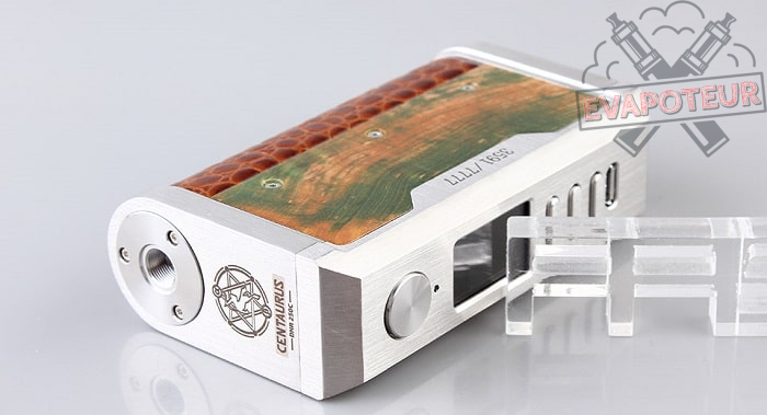 Connectique Batterie Box Centaurus DNA 250C